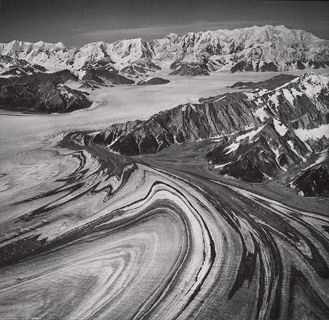 Ледник Маласпина Аляска