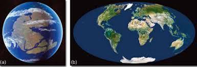 Древний суперконтинент Пангея
