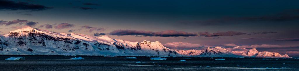 Панорама Антарктиды
