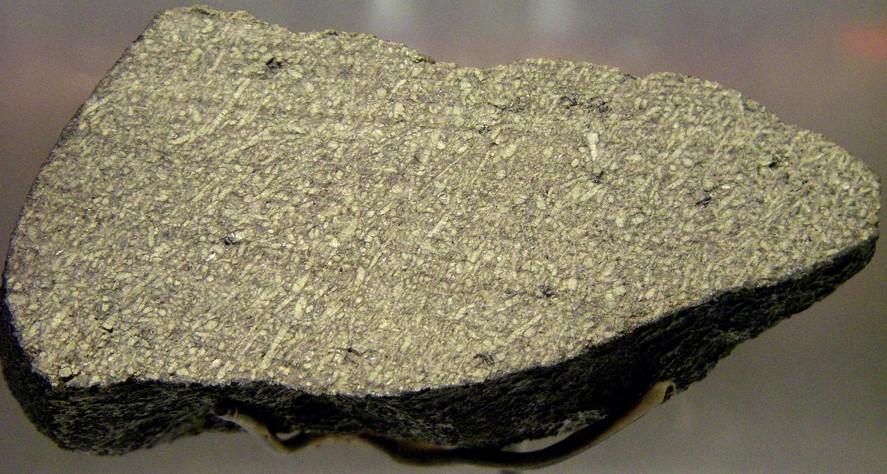 Метеорит Шерготти