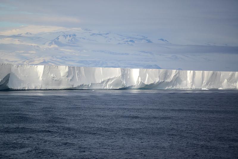 Шельфовый ледник Росса