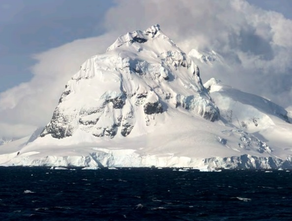 Величественная Антарктида
