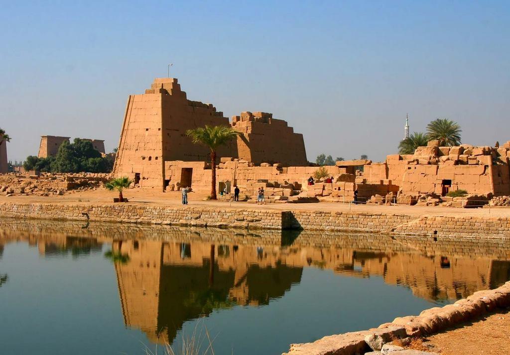 Карнак, Египет