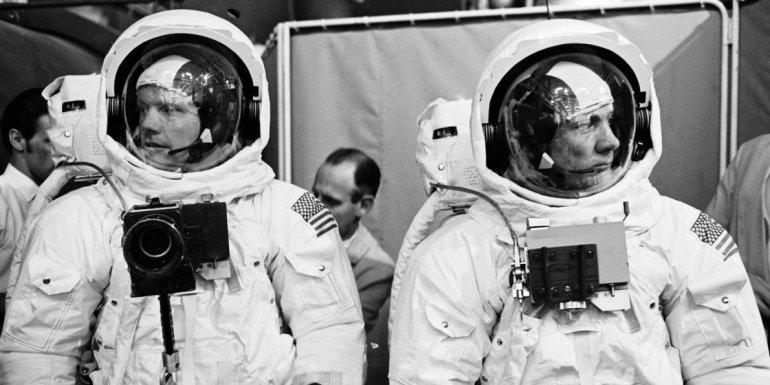 Американские астронавты