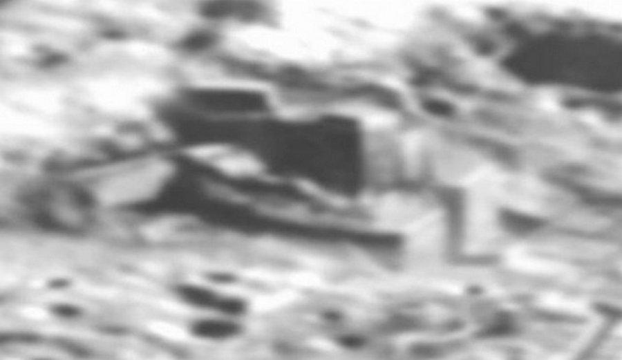 Фото Луны с Китайского спутника