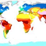 Классификация климатов Земли