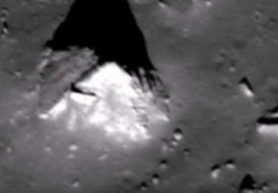 Пирамида на Луне