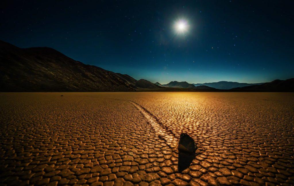 Камни в ночи