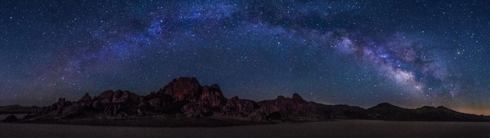 Панорама Долины Смерти