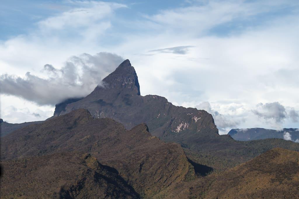 Pico da Neblina. Самый высокий пик Бразилии