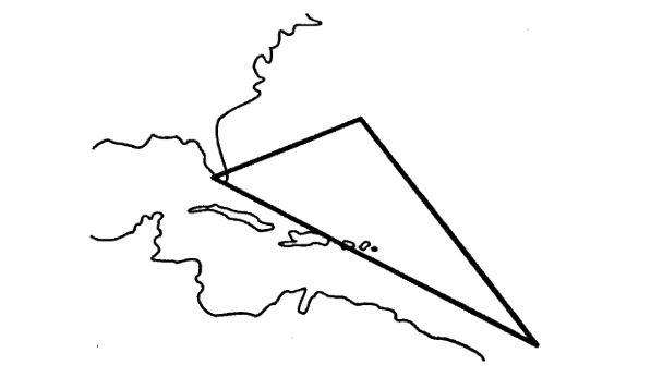 Треугольник по Чарлзу Берлитцу