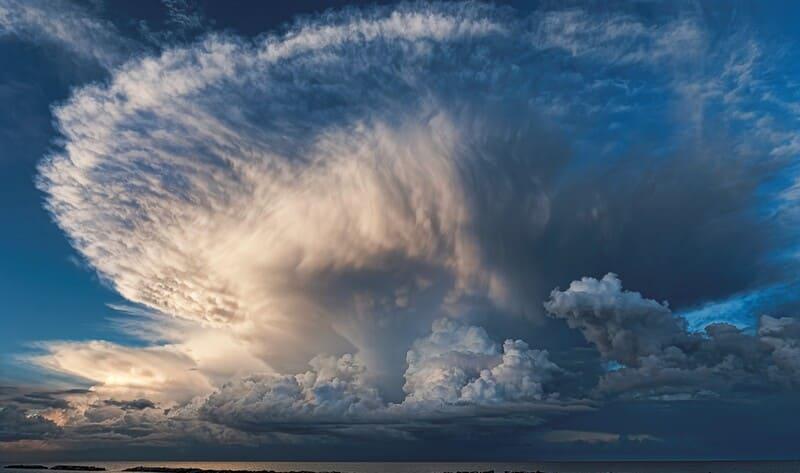 Вихревые облака