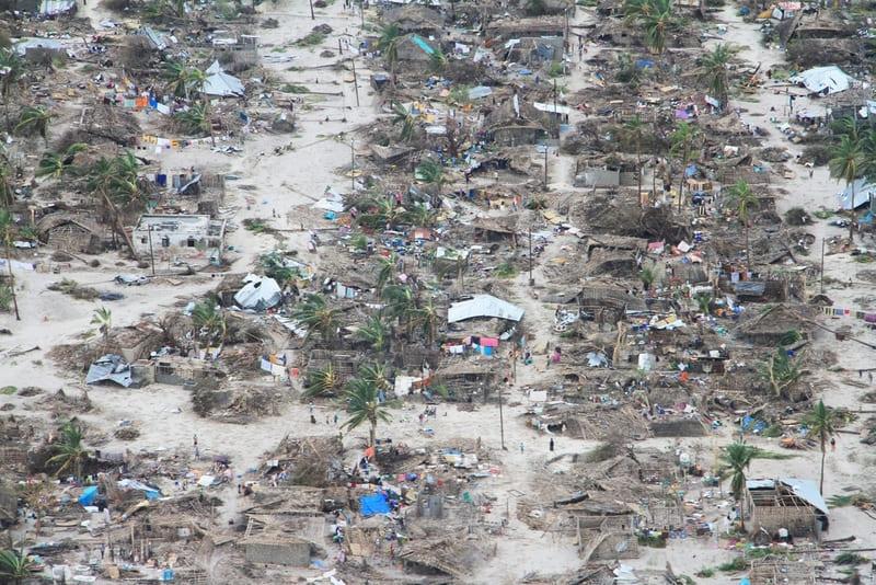 Тропический циклон «Кеннет»