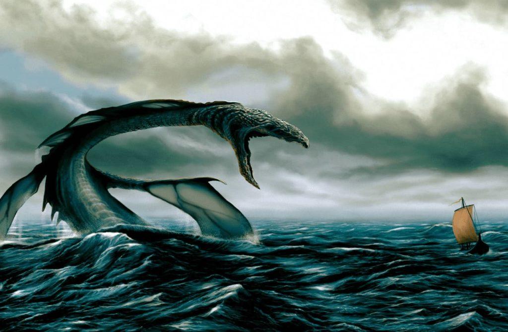 Морской-дракон