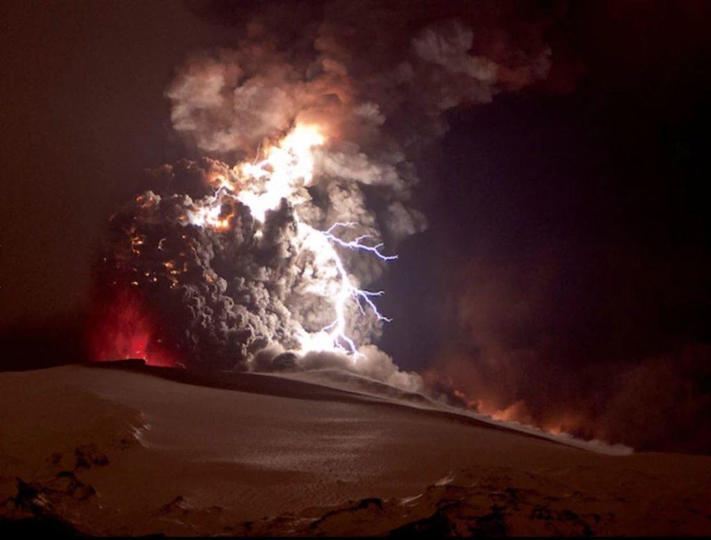 Вулкан Эйяфьядляйёкюдль