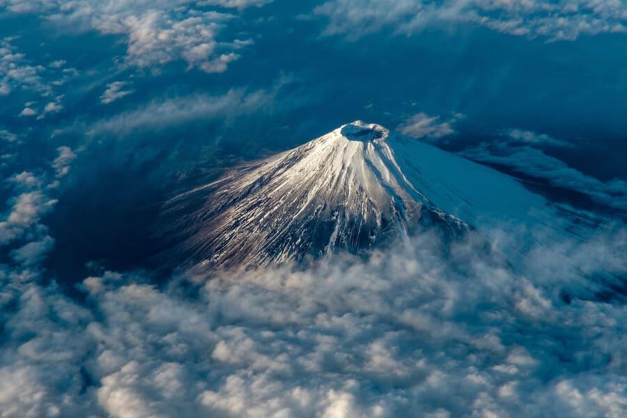 Вулкан Фудзи